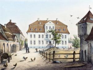 Schloss Gueldengossa 1860